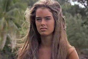 Brooke Shields In The Blue Lagoon 1980